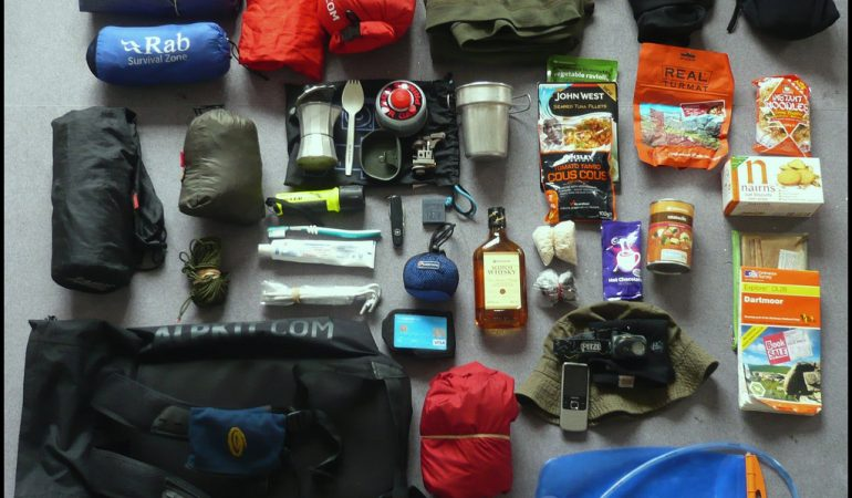 Additional stuff for Camino de Santiago