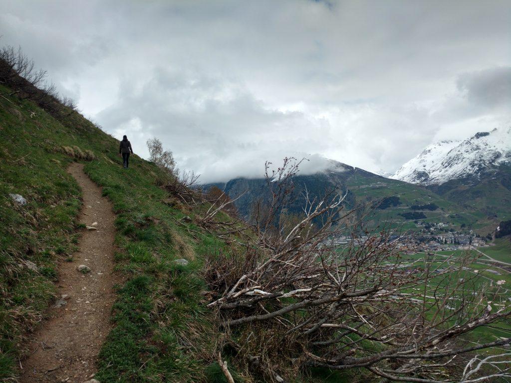 Andermatt trail