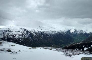 Swiss Alps hiking