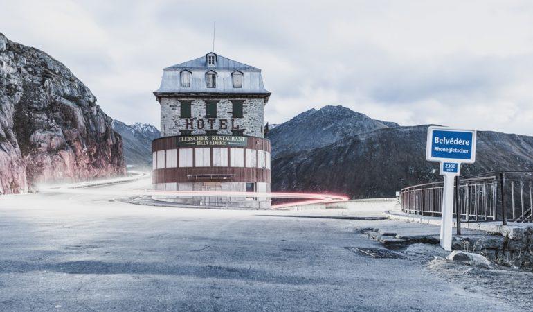 Hotel Belvedere Furka Pass