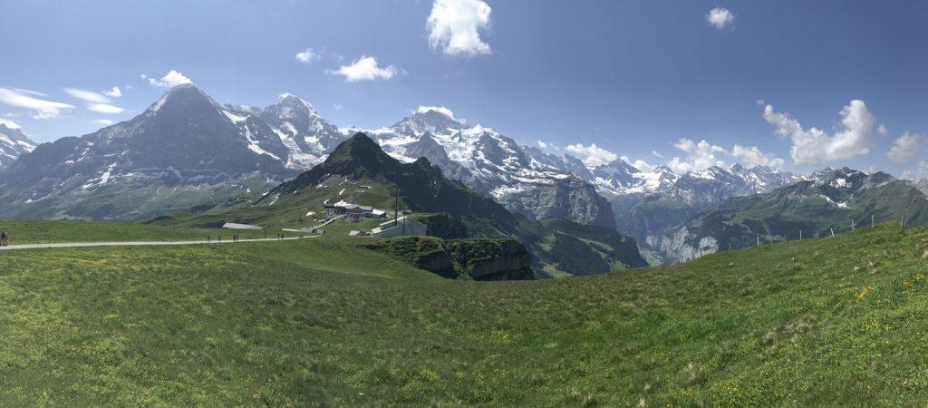Mannlichen Grindelwald