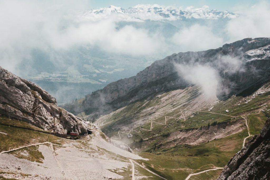 Mount Pilatus hike