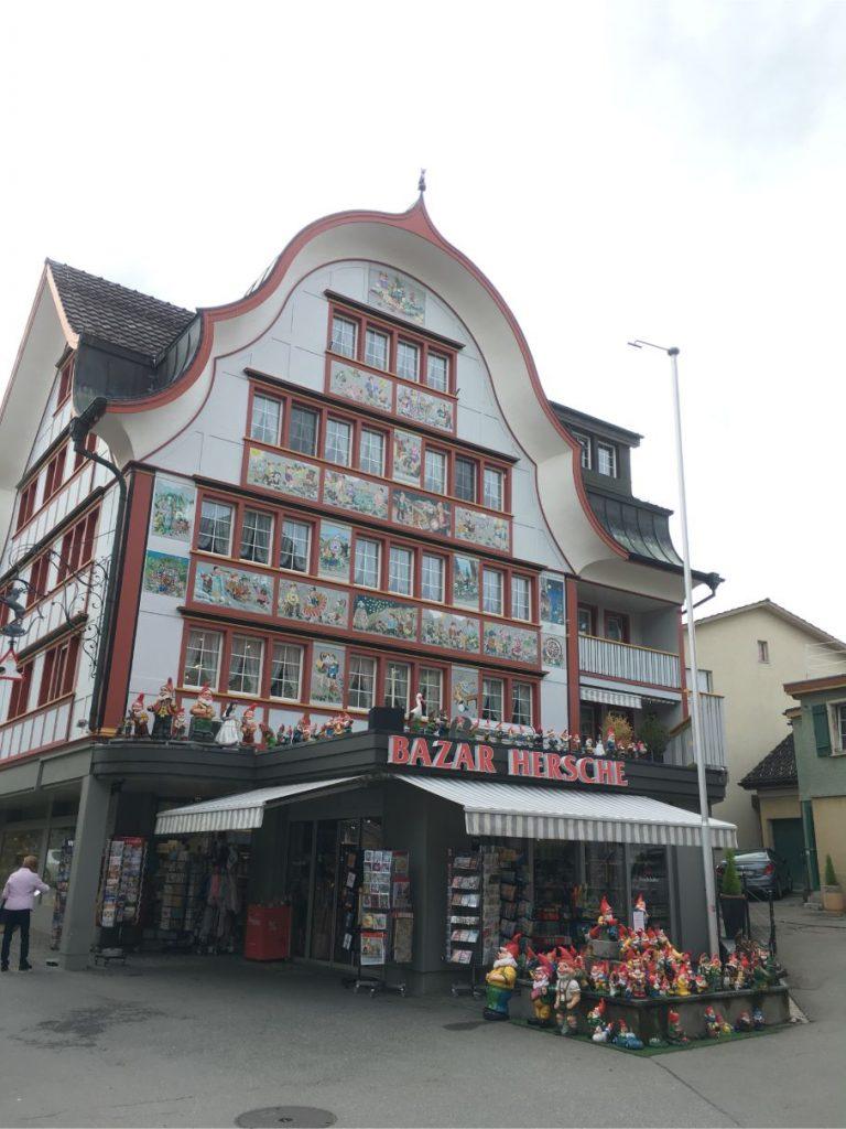 Appenzell village