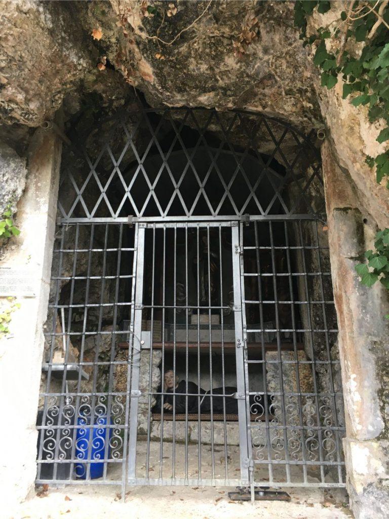 Saint Ursanne cave