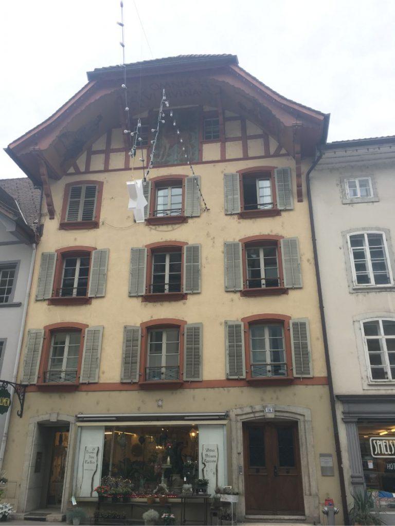 Aarau oldtown