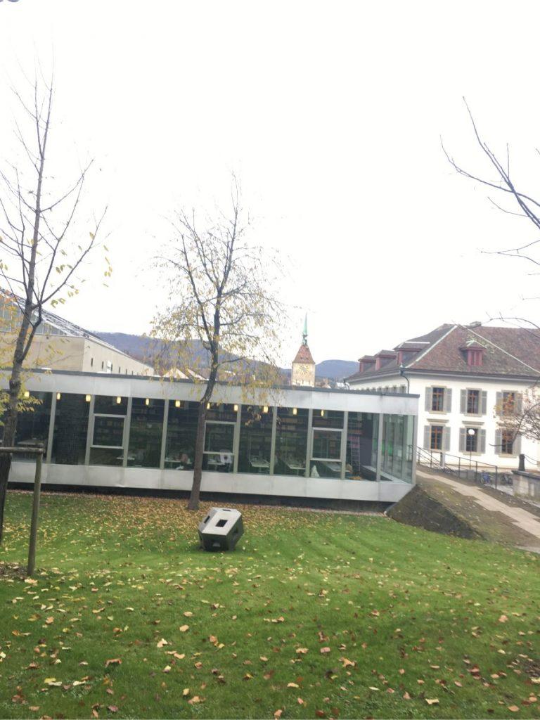 Aarau library