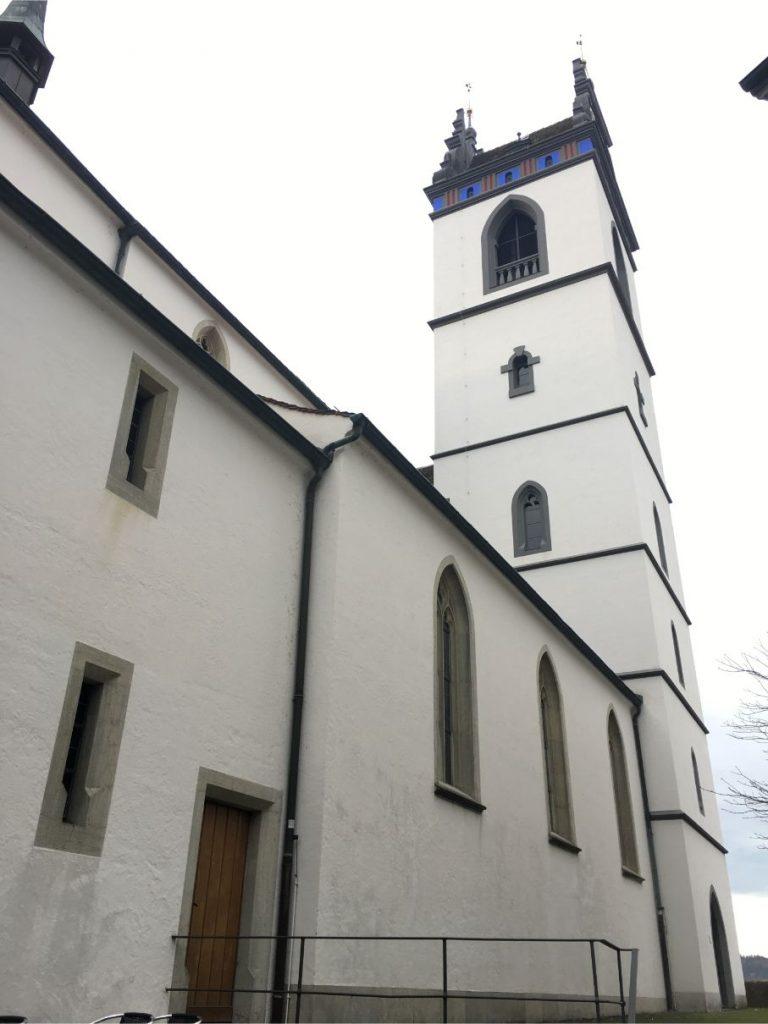 Aarau church