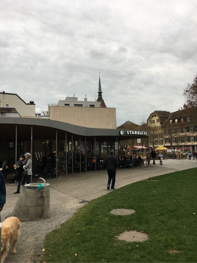 Aarau Starbucks