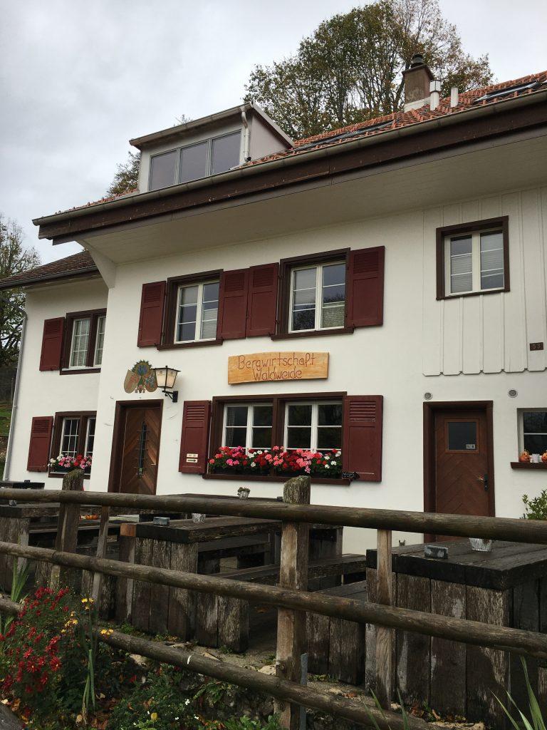 Restaurant Waldweid