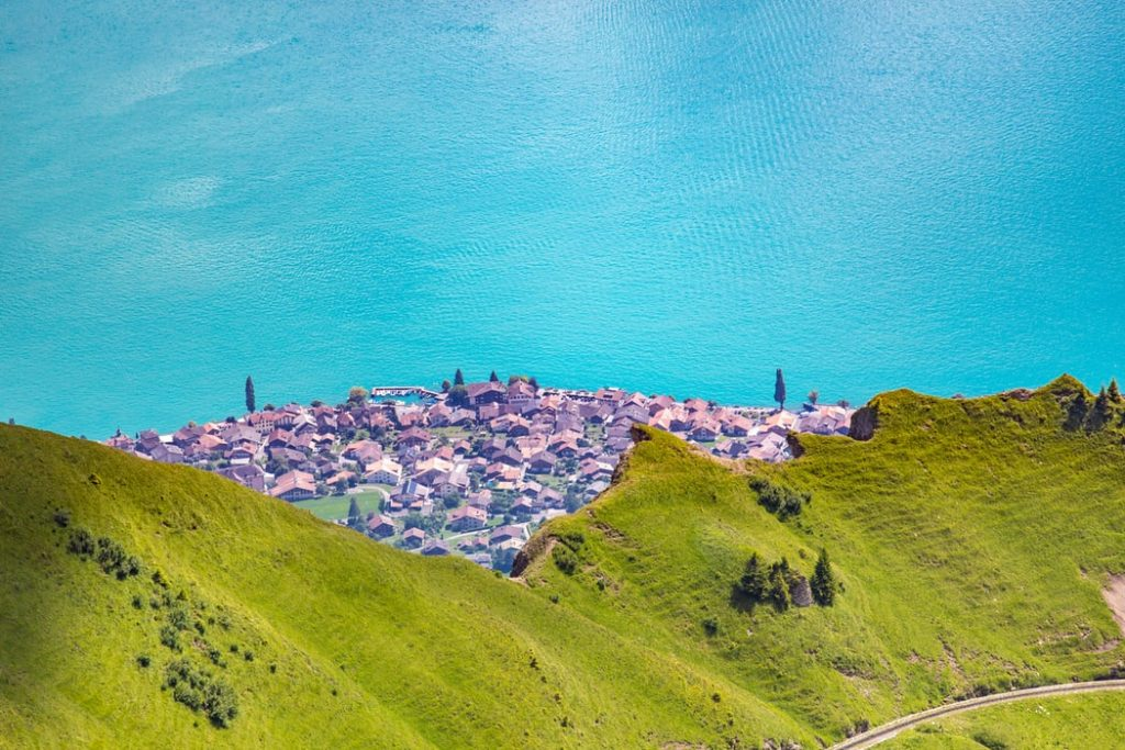 Brienzer Rothorn views