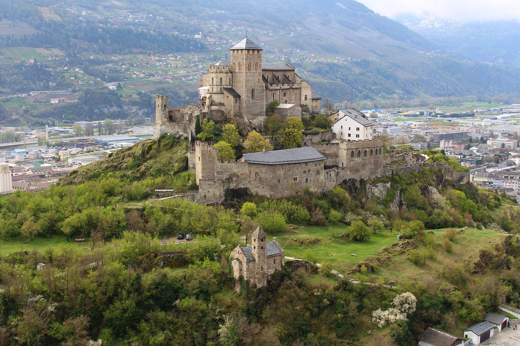 Chateau de Valere, Sion