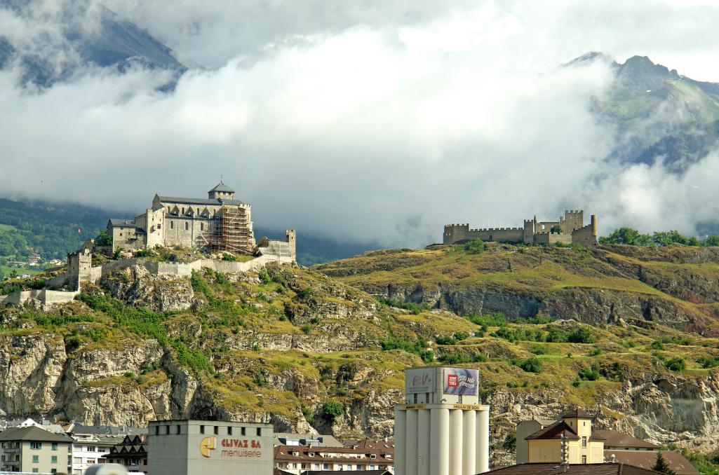 Tourbillion Castle, Sion