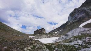 Hut to hut hiking in Switzerland