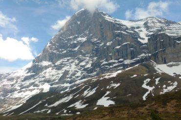 Best hikes in Grindelwald, Eiger mountain