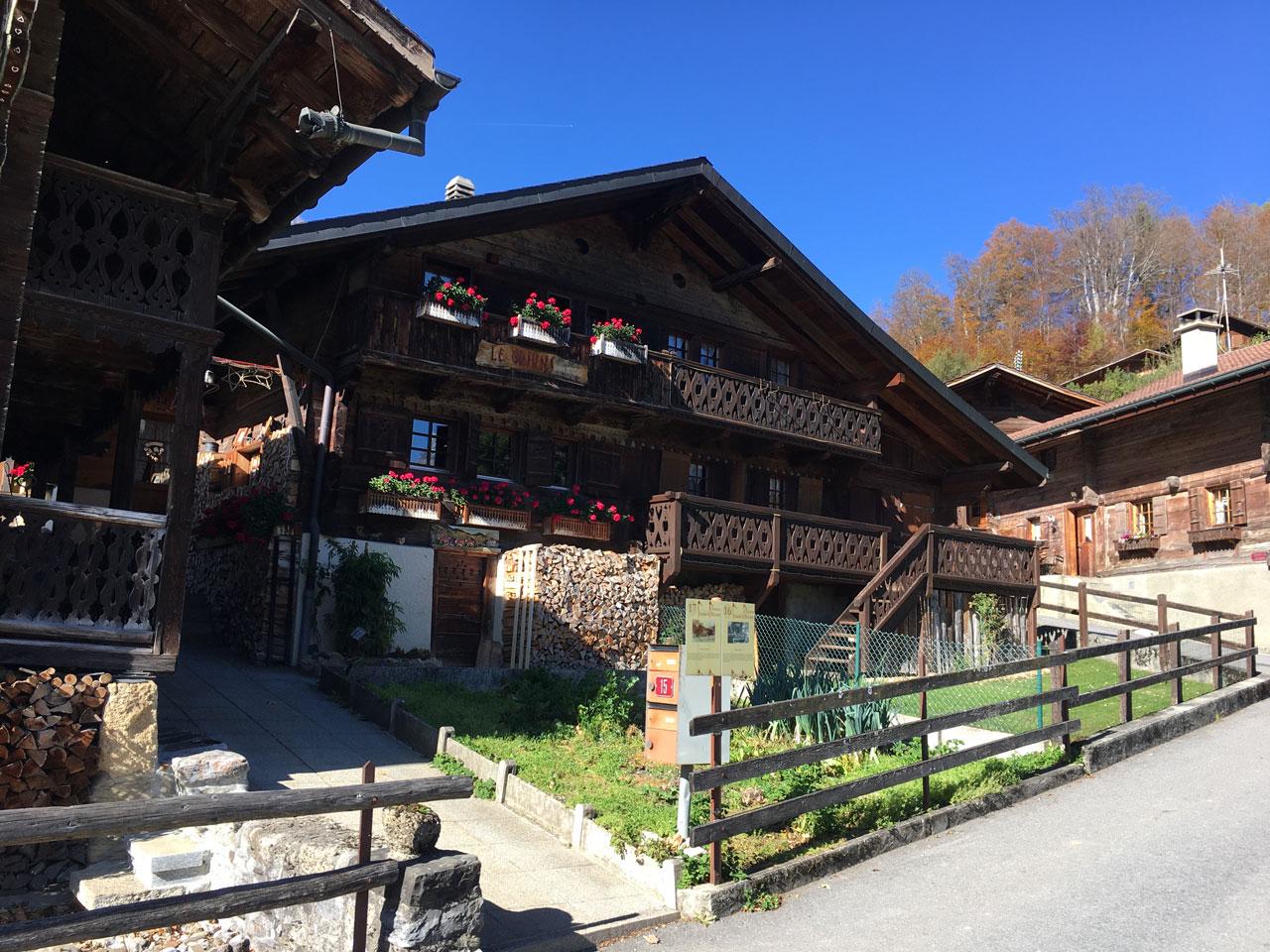 Gryon, Switzerland