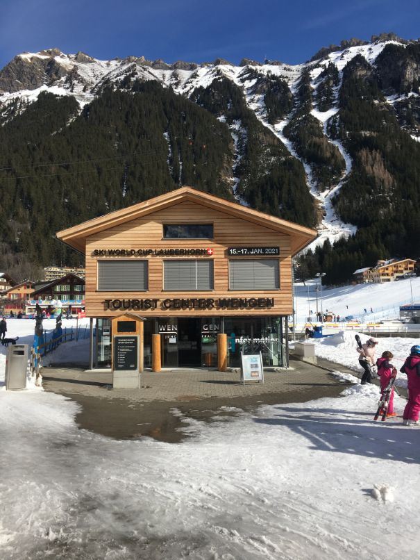 Wengen information center