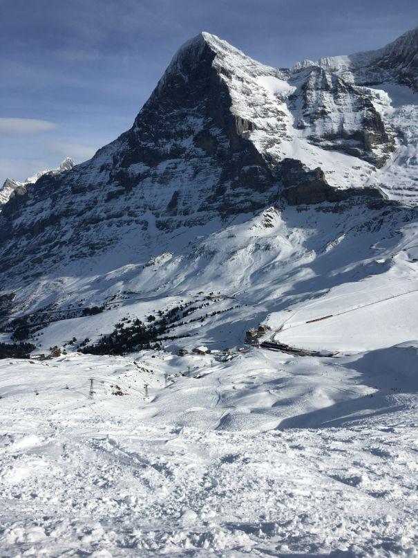 Jungfrau ski resort