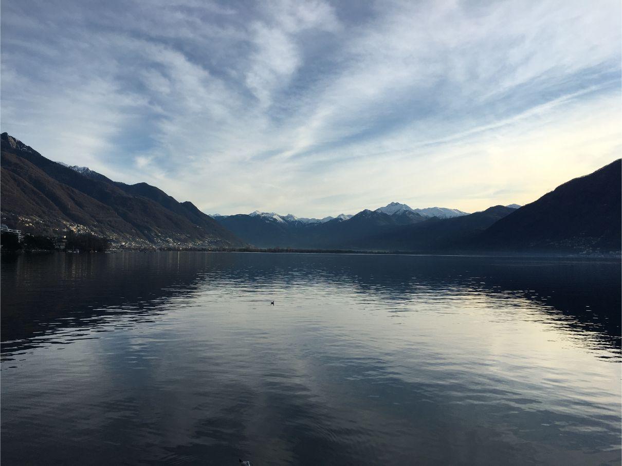 Maggioro lake 2