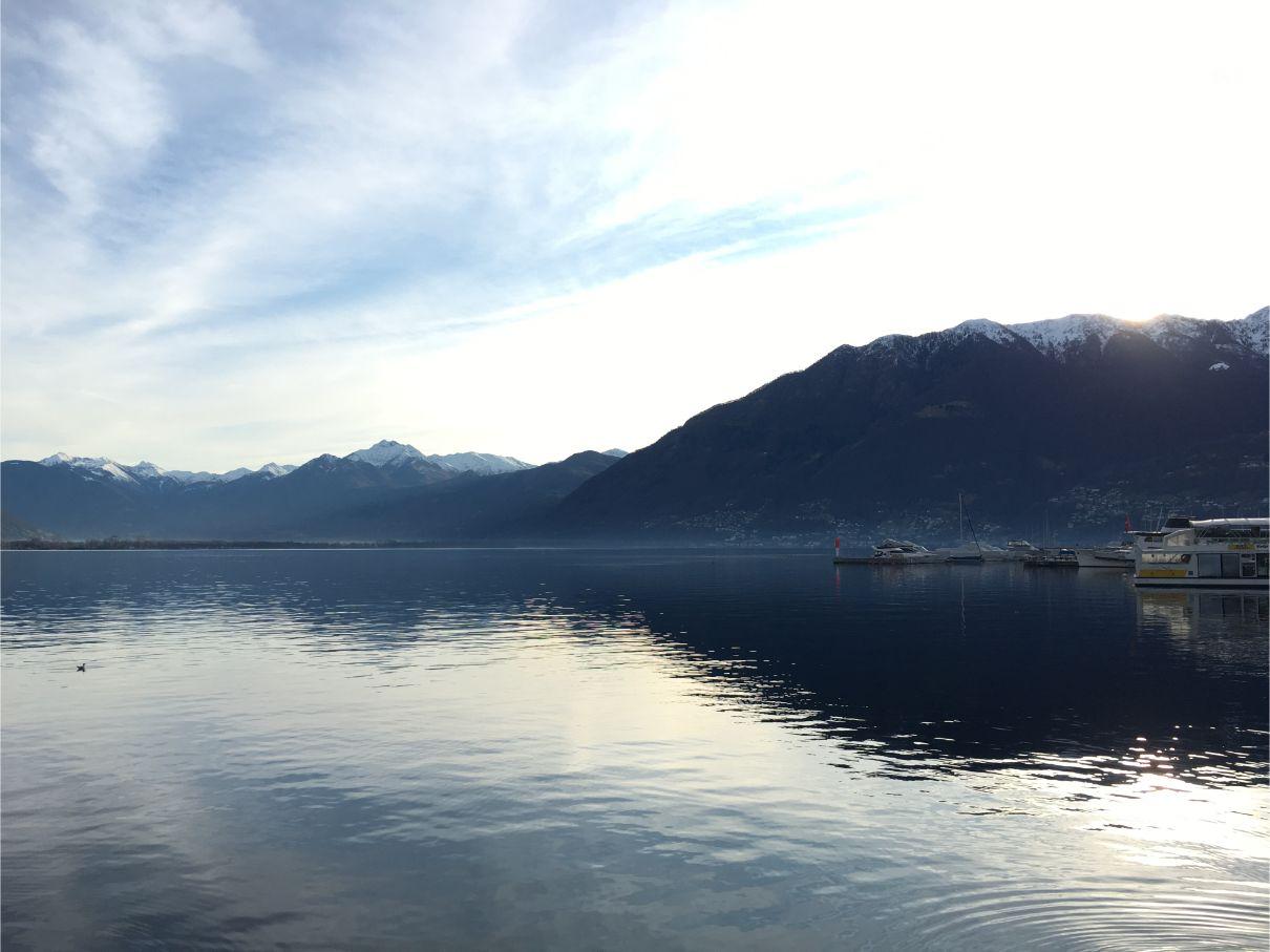 Maggioro lake