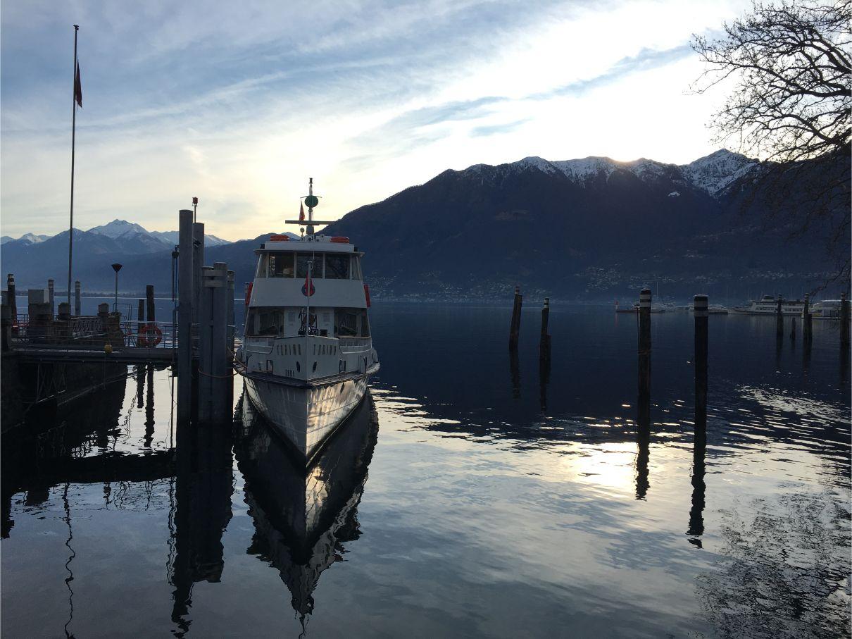 Lake Maggiore Boat Tour