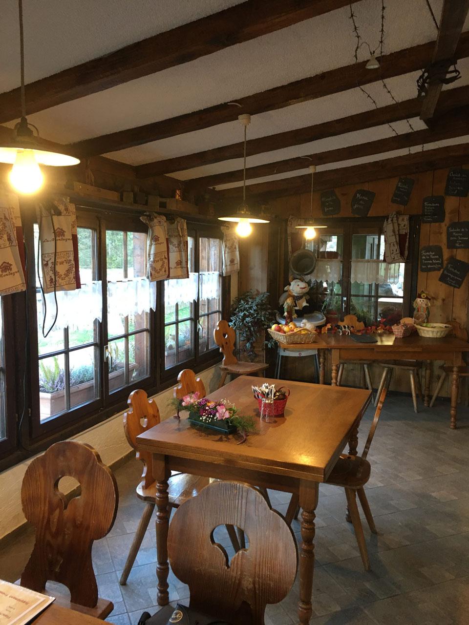 Les Plans-sur-Bex restaurant