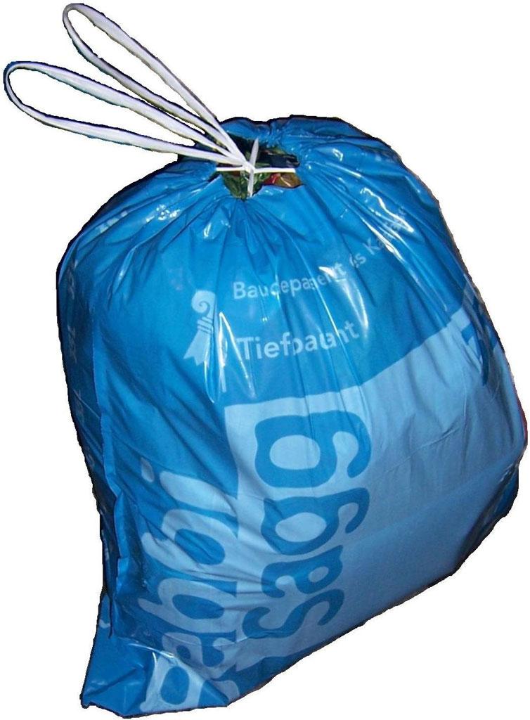 Basel garbage bag