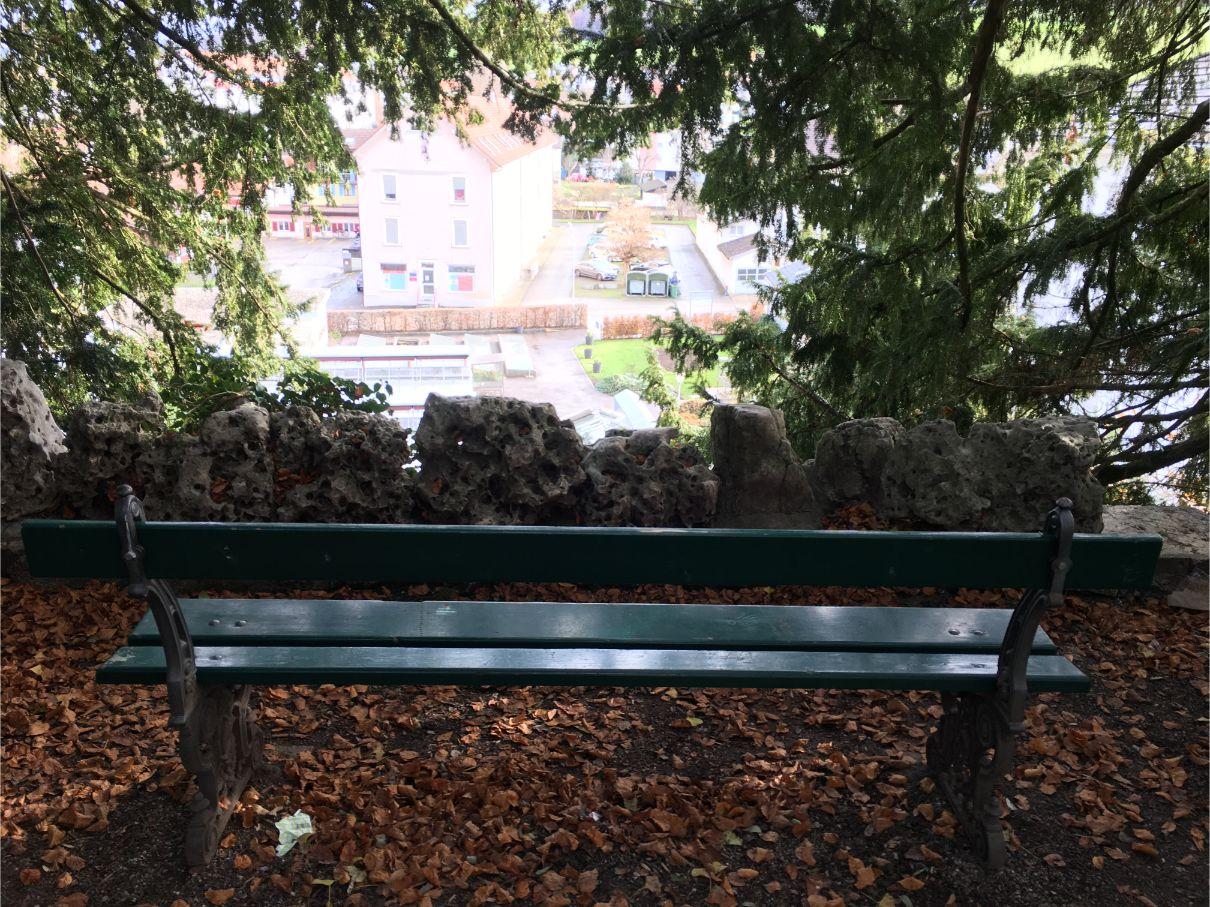 Botanical garden Porentruy