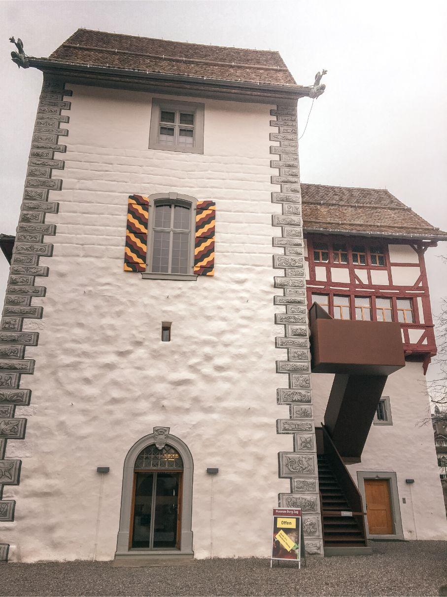 Burg Zug Museum