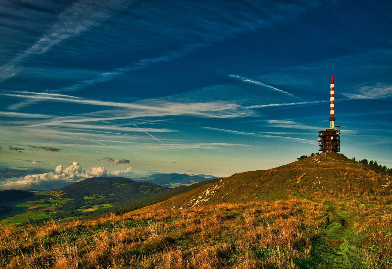 Jura Mountains, Switzerland