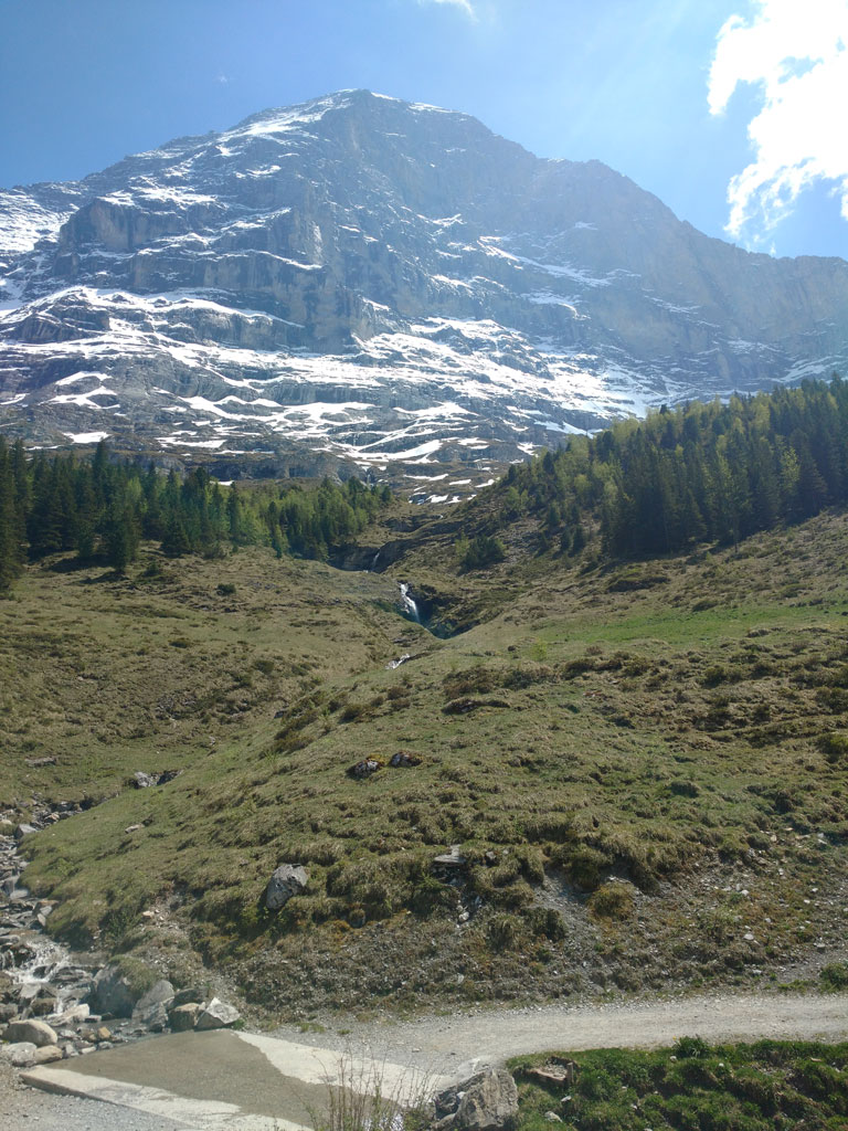 Hiking Grindelwald