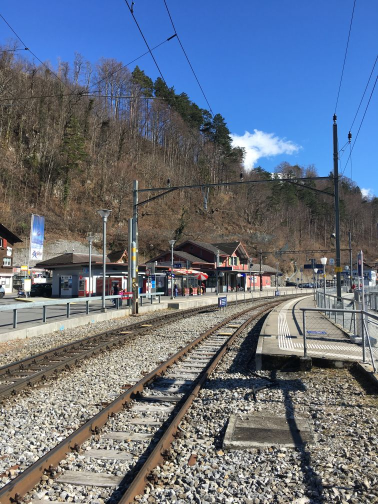 Brienz train station