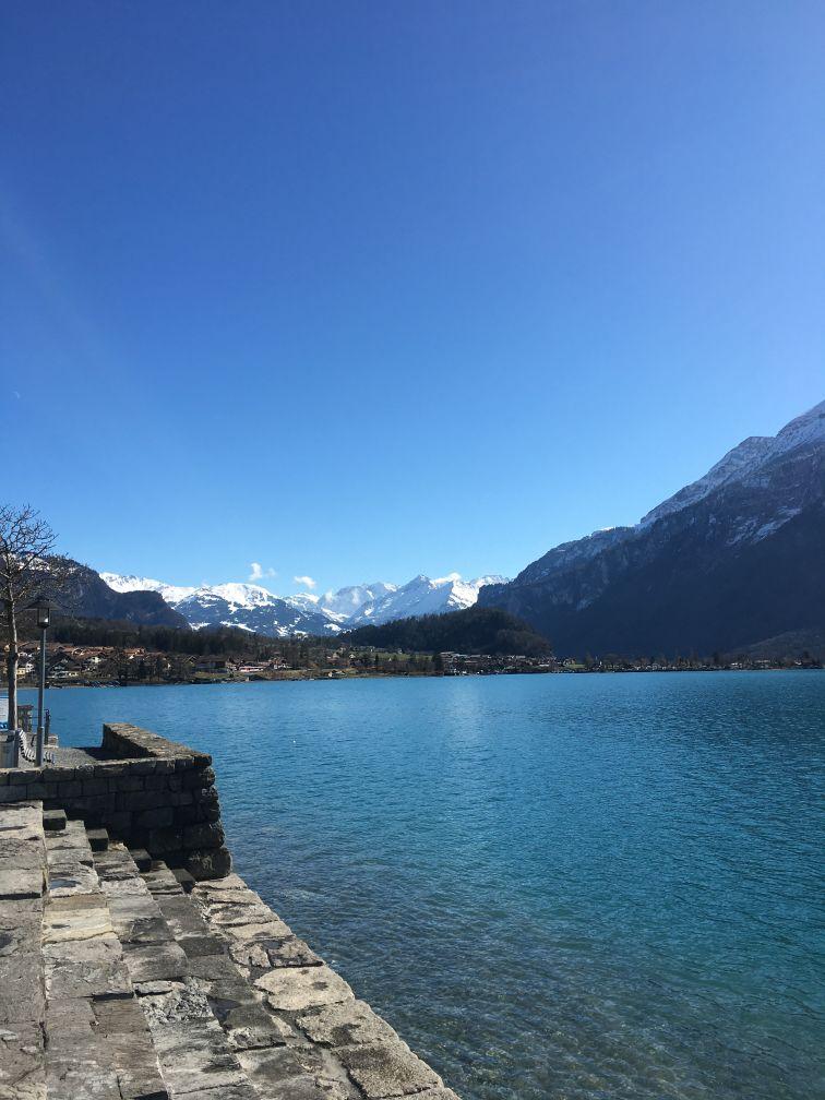 Brienz lake views