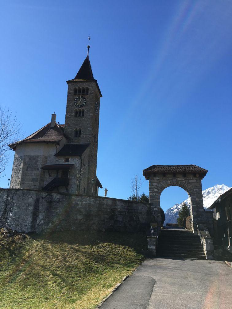 Brienz church