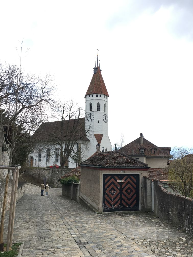 Thun church