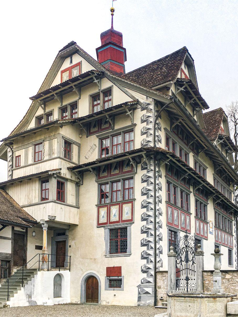 Schwyz ITAL REDING-HOFSTATT