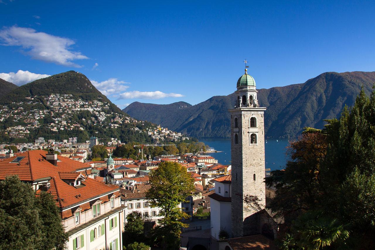 Lugano Monte Bre