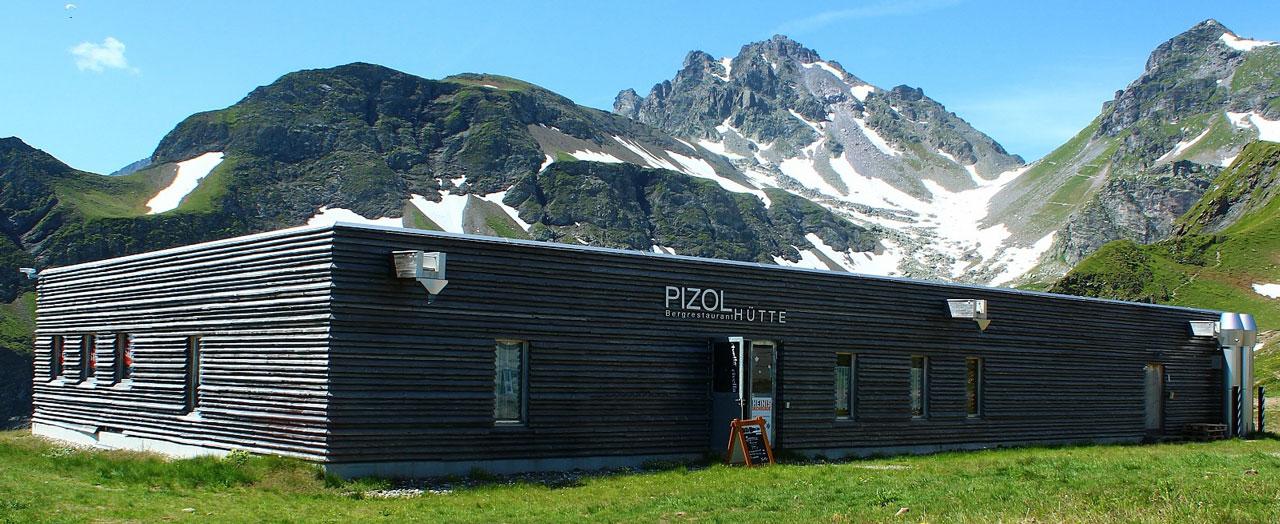 Pizol Hütte
