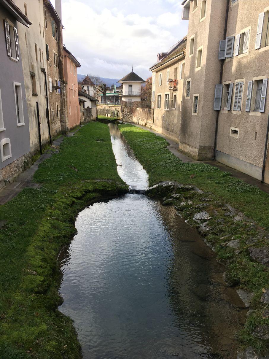Porentruy river