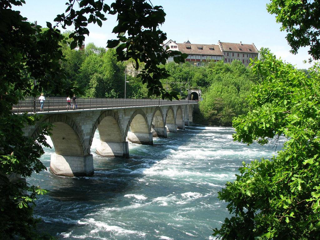 Schaffhausen bridge