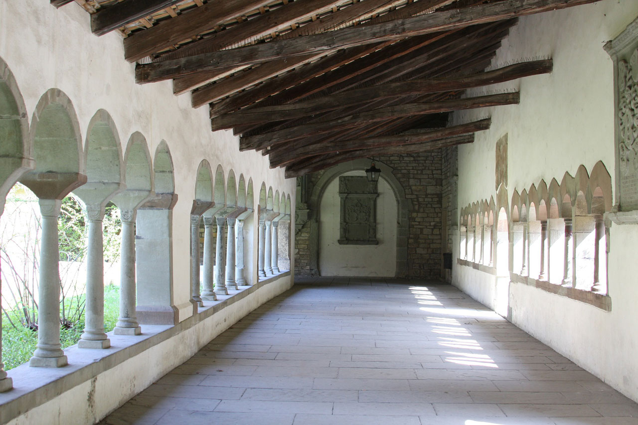 Schaffhausen monastery