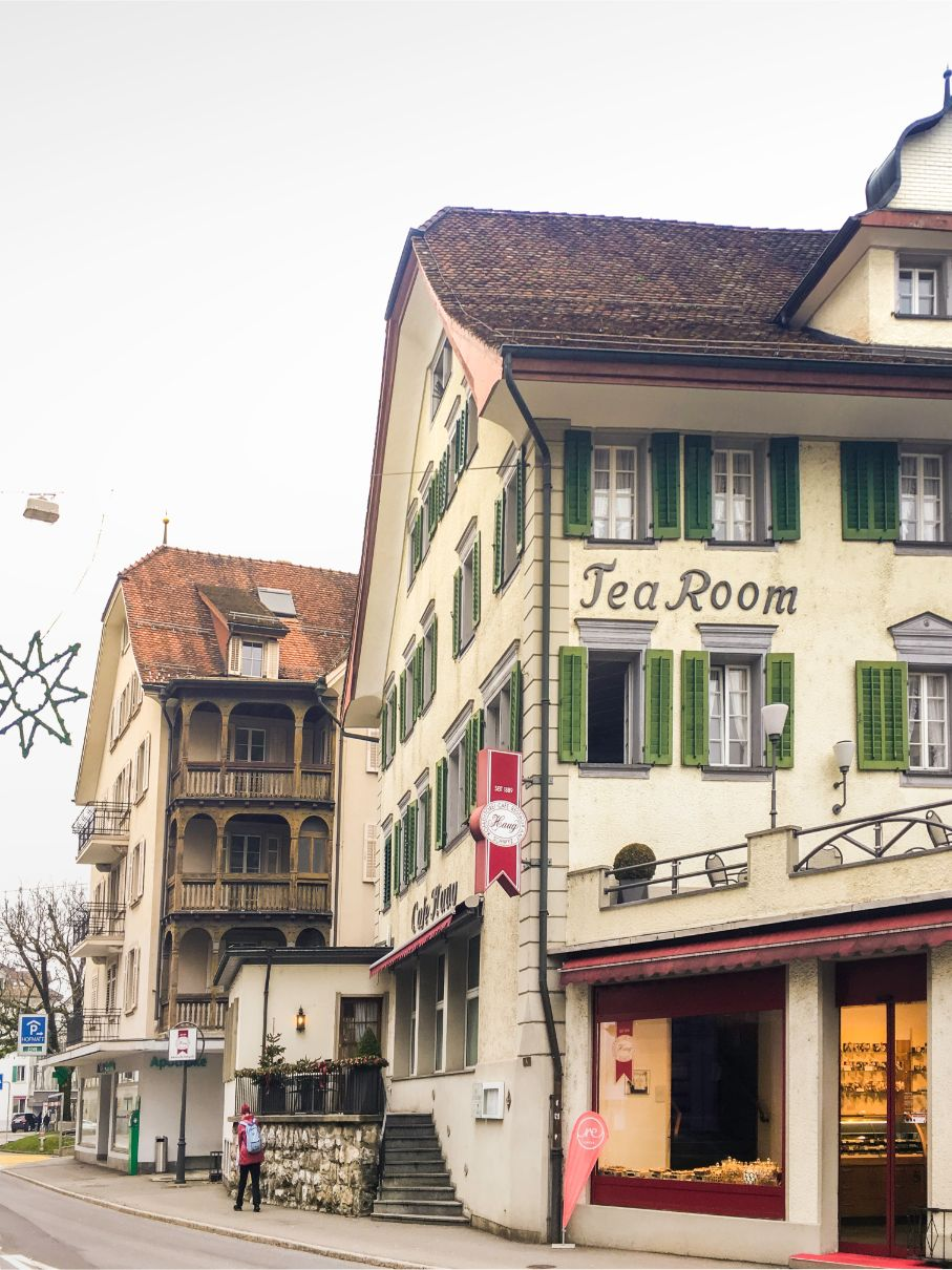 Schwyz Tea Room