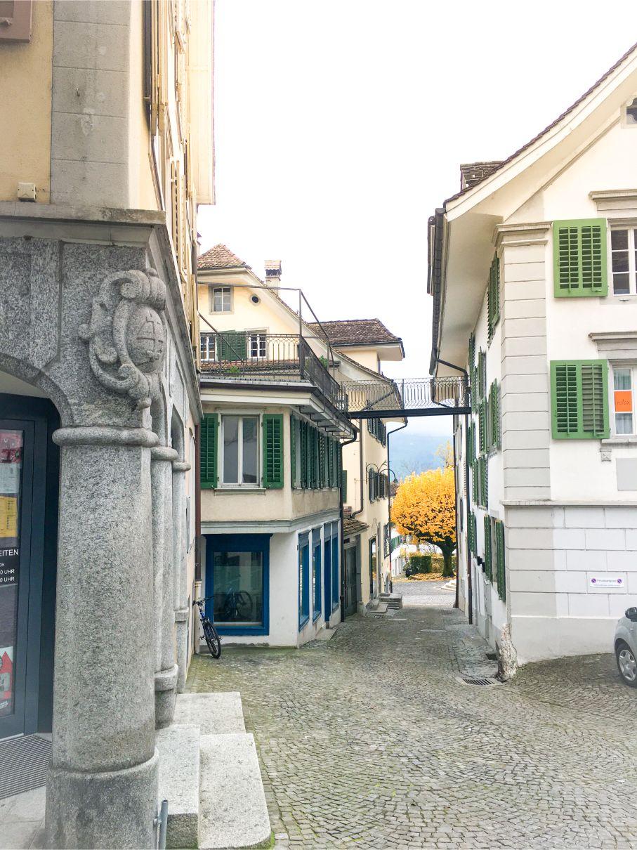 Schwyz streets