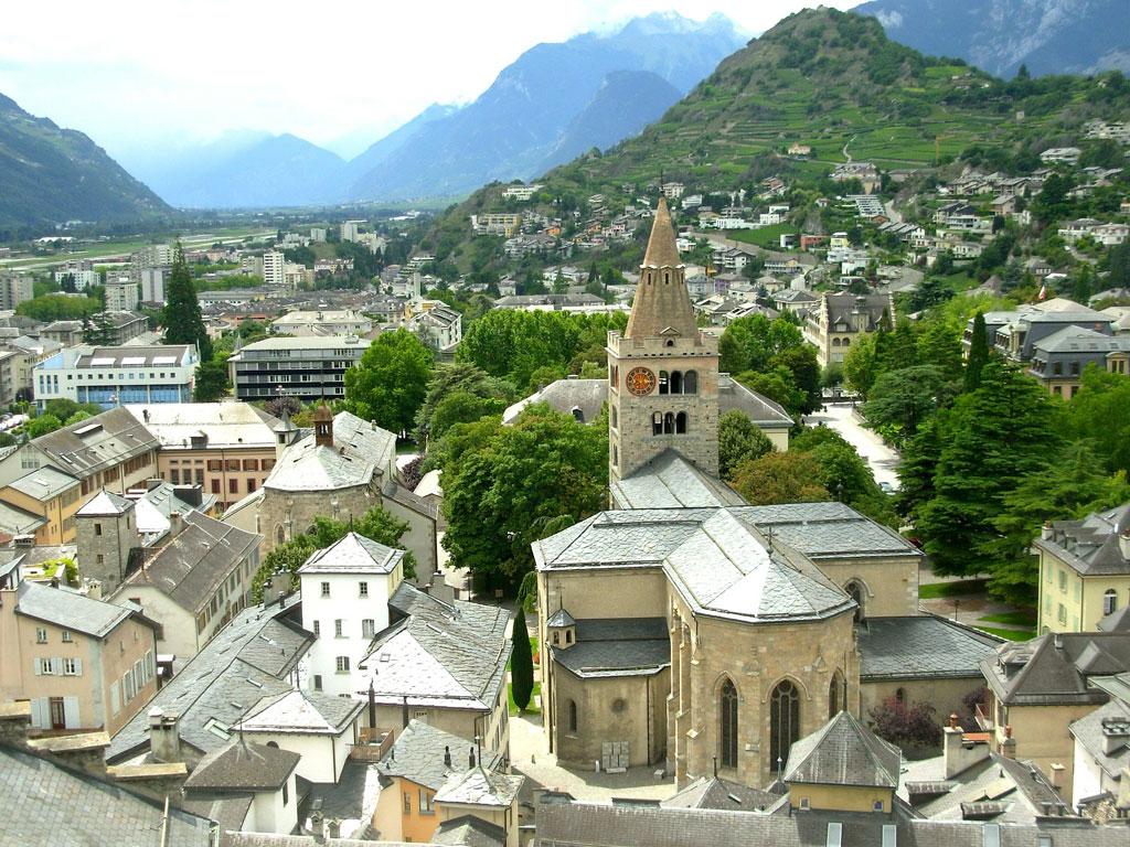 Sion Church, Switzerland