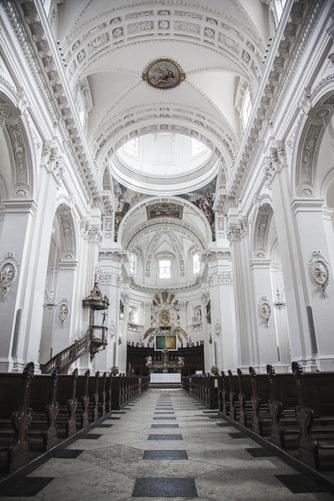 Solothurn church