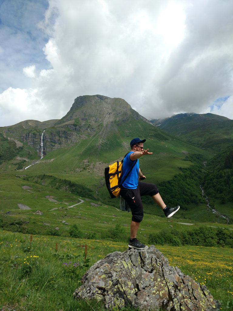Glarus hiking