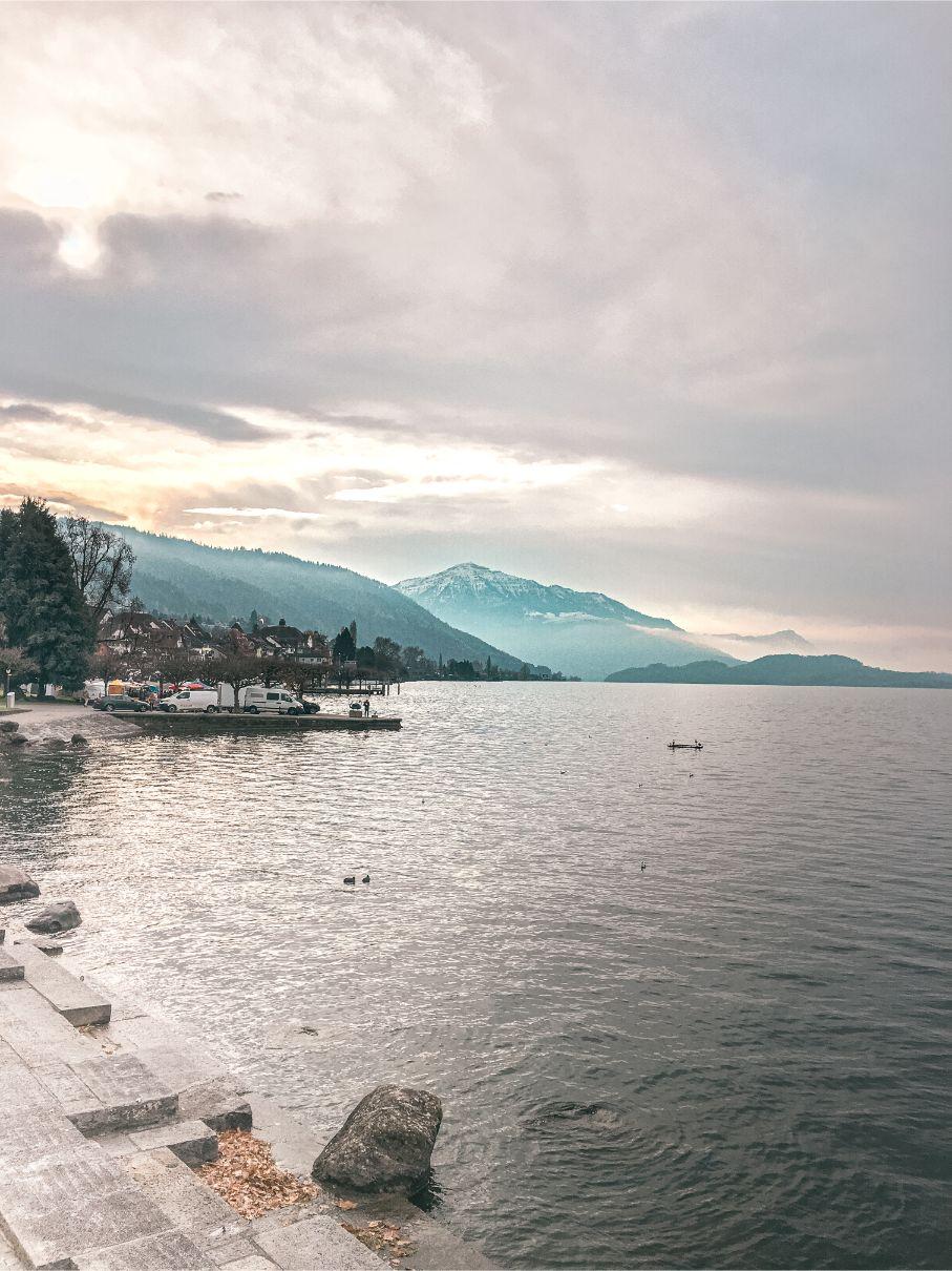Zug lake