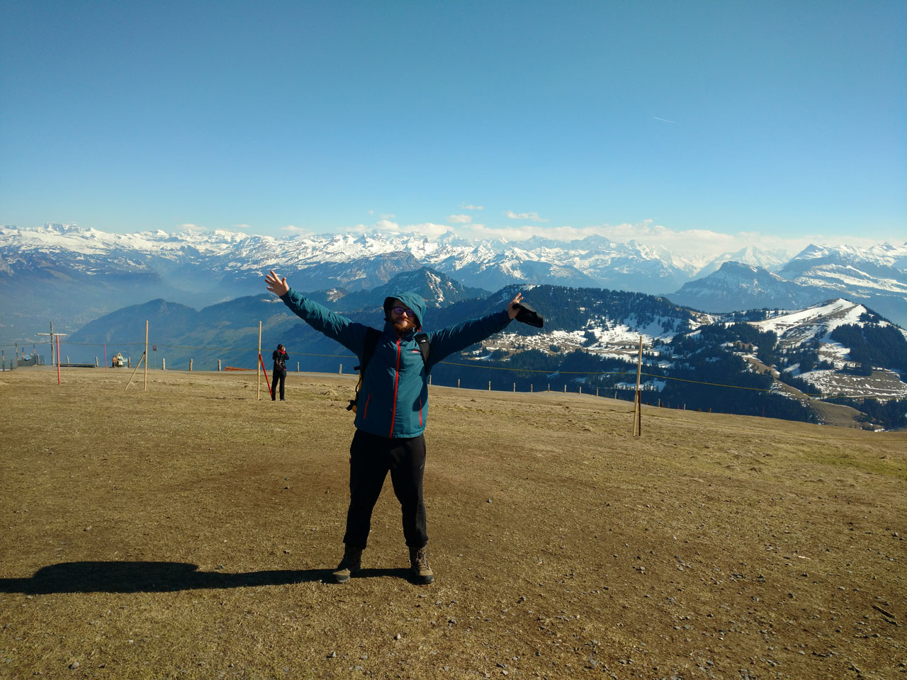 Mount Rigi hiking