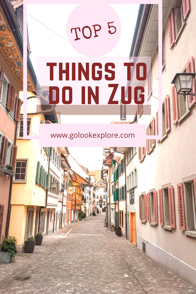 Pin - What to Do in Zug