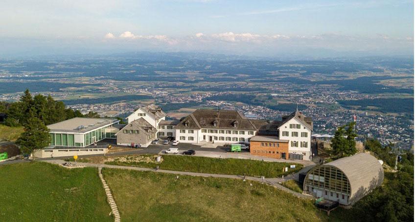 Top of Weissenstein