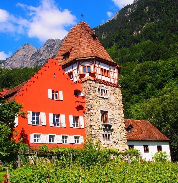 Liechtenstein, Red House